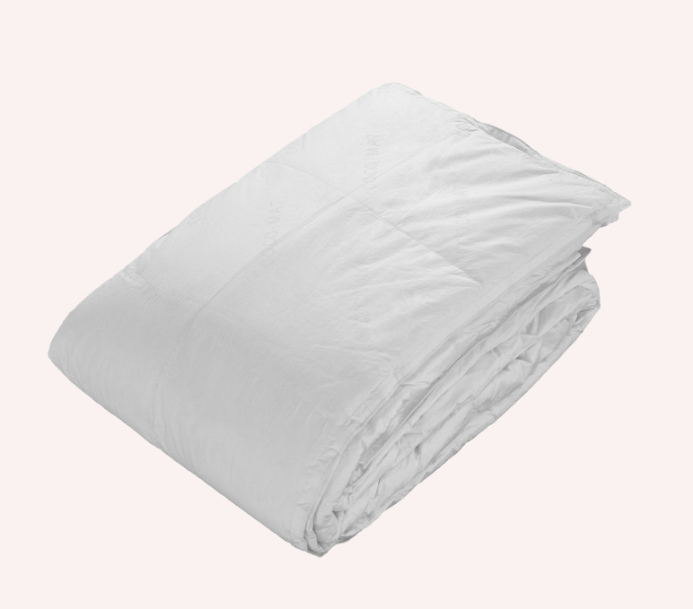 Natural duck down duvet - ALKEOS